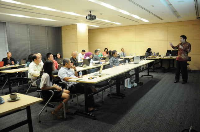 Edukasi Pelatihan Forex