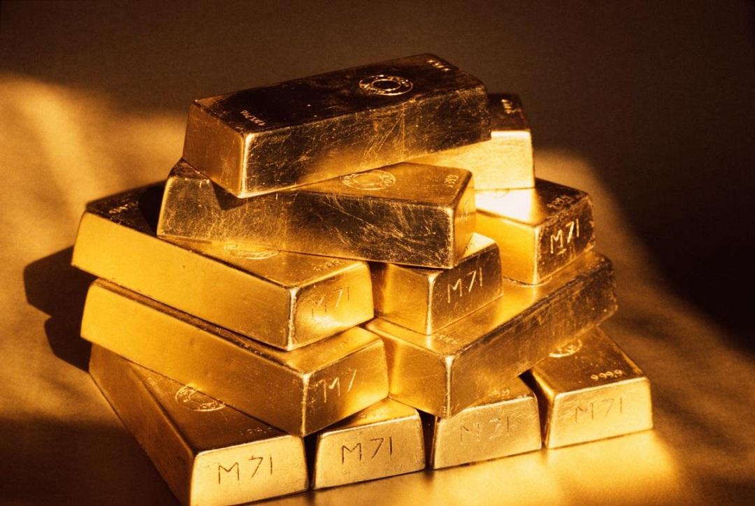Harga Emas Berada di Level Terendah Selama 9 Bulan