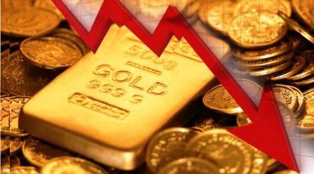 Mengapa Harga Emas Terus Turun ?