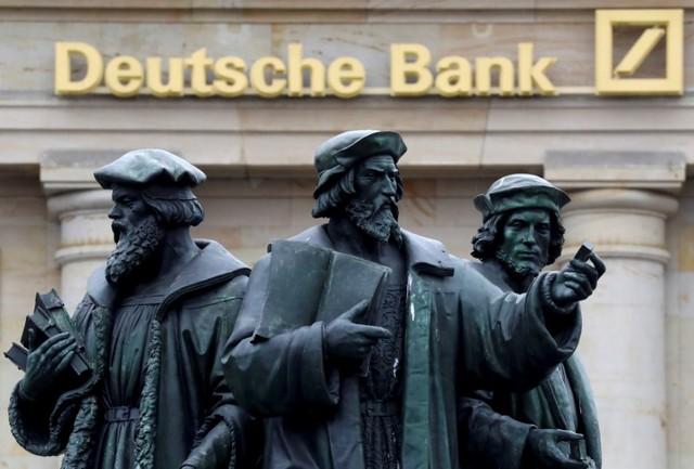 Deutsche Bank Akhirnya Bayar Denda $7,2 Miliar