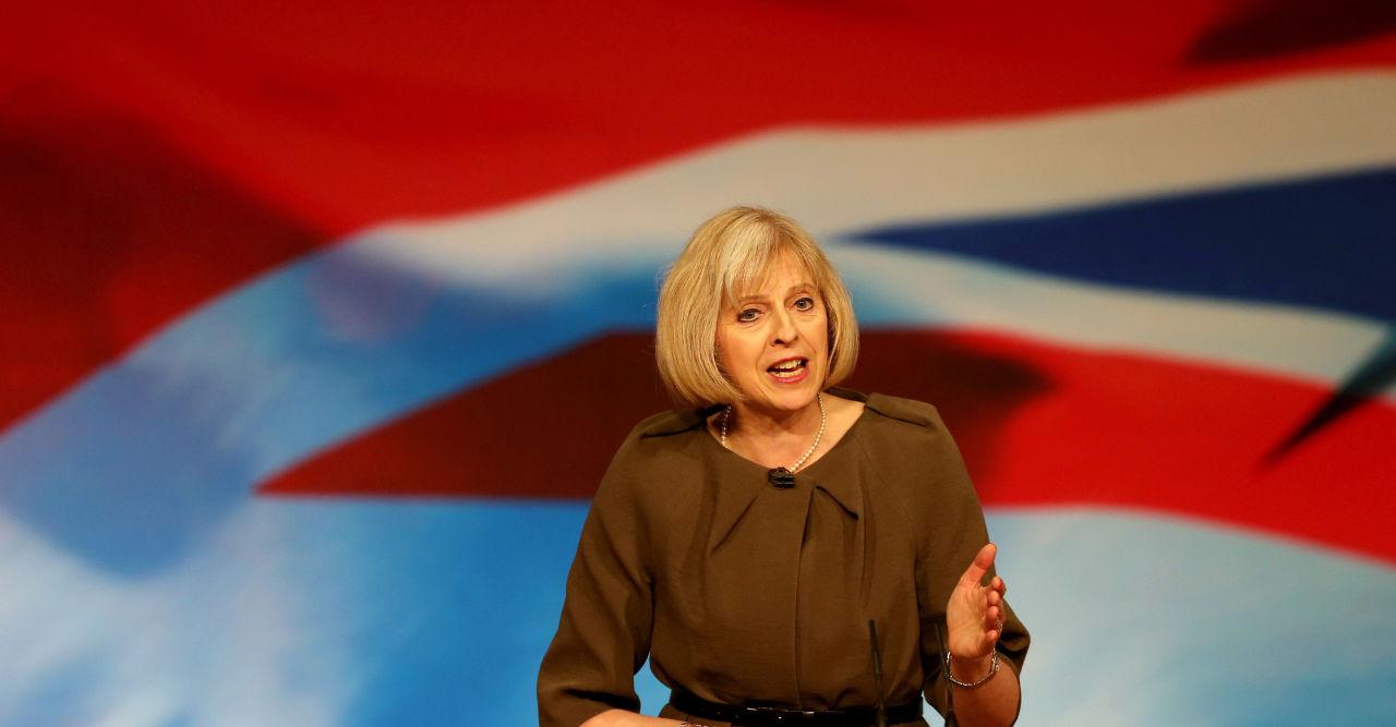 Theresa May Akan Curi Perhatian Trader Hari Ini