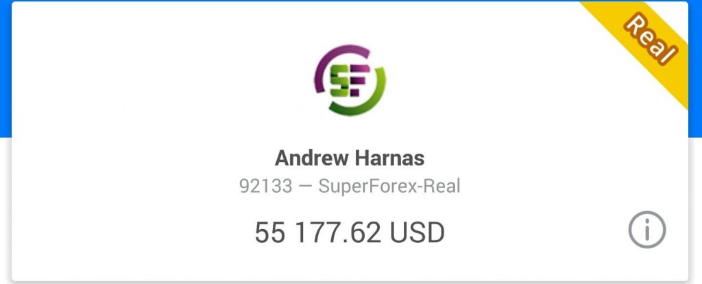 Real Account $50.000