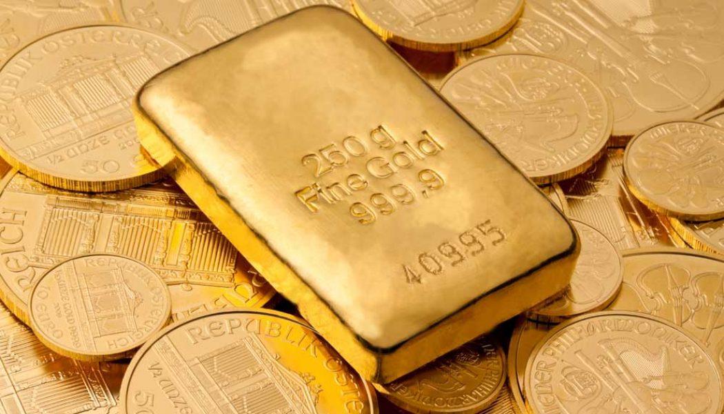 Emas Bertahan Menjelang ADP Dan Keputusan FOMC