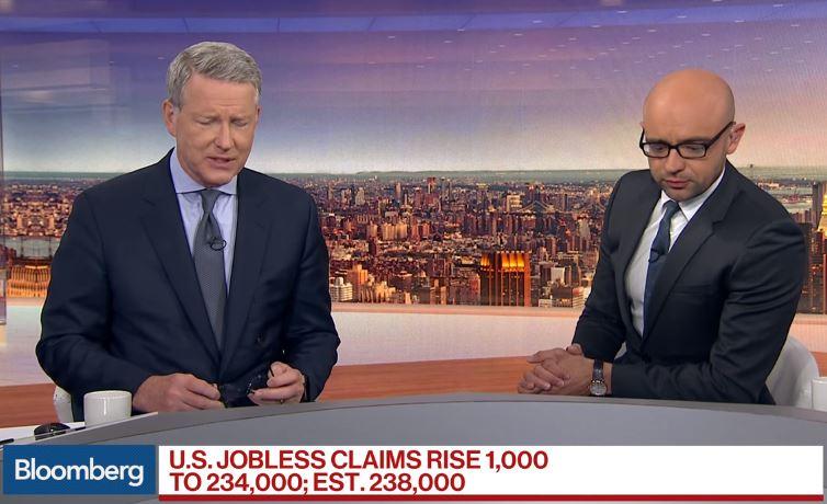 Data Jobless Claims Mendorong Dollar Amerika Serikat Rebound