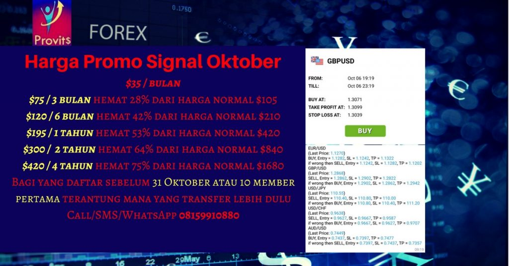 Signal forex bbm