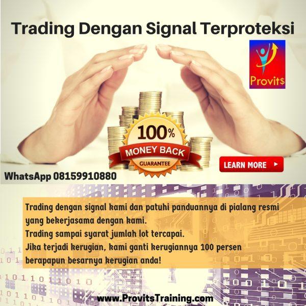 Trading Dengan Signal Terproteksi