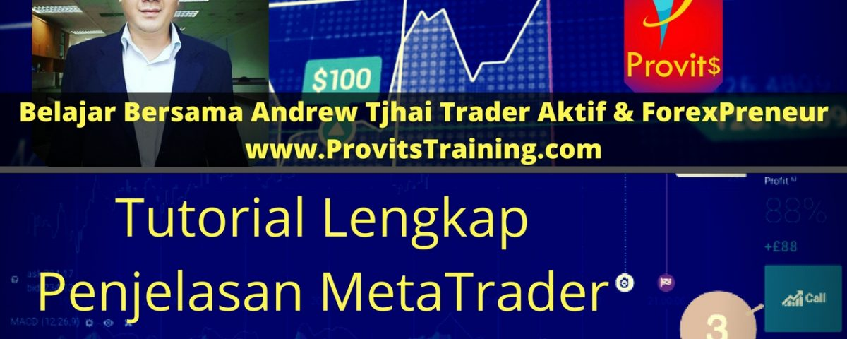 Tutorial trading forex untuk pemula