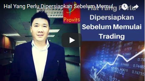 8 Hal Yang Perlu Dipersiapkan Sebelum Memulai Trading