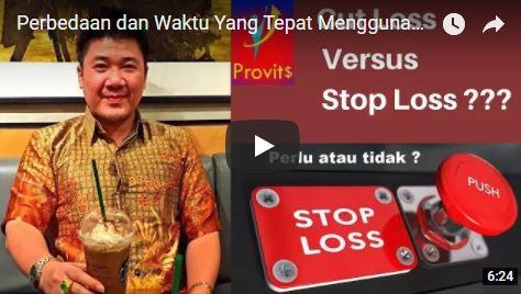 Perbedaan Dan Waktu Yang Tepat Menggunakan Stop Loss Dan Cut Loss