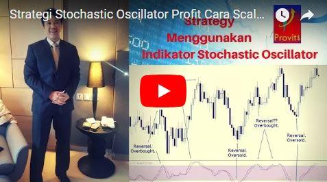Strategi Stochastic Oscillator Profit dan Cara Scalping yang Akurat