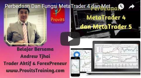 Perbedaan MetaTrader 4 dan MetaTrader 5 yang Wajib Anda Ketahui