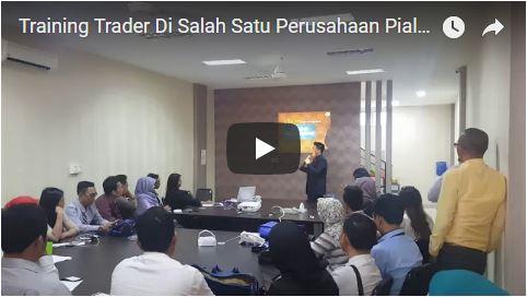 Training Trader di Salah Satu Perusahaan Pialang Pekanbaru