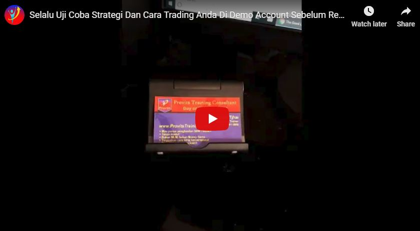 Latihan Dan Manfaatkan Demo Account Sebelum Trading Real Account