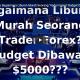 Bagaimana Liburan Murah Seorang Trader Forex?