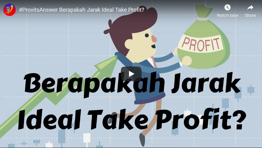 Berapakah Jarak Ideal Take Profit?