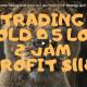 Trading Gold 0,23 Lot 2 Jam Profit $118. Menggunakan Strategi Apa?